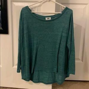 Blue/Teal Shirt